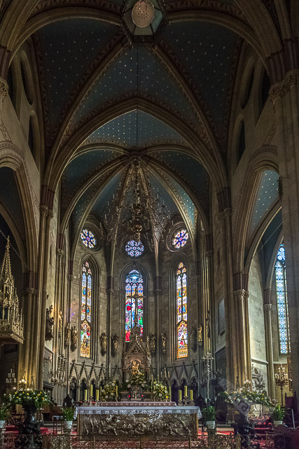 Zagreb Cathedral Interior