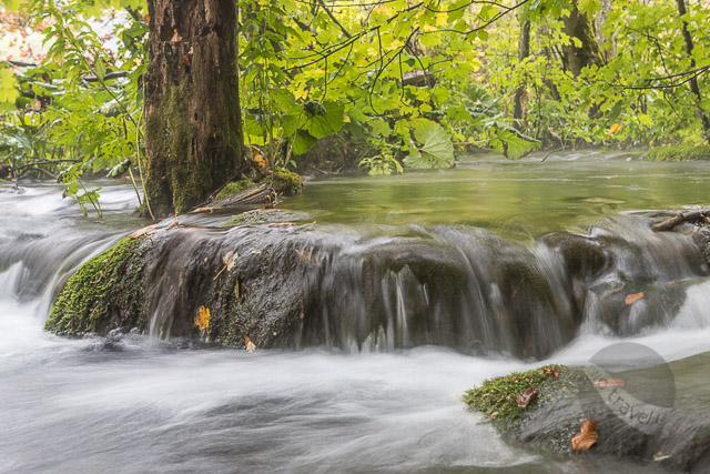 Upper Lakes cascade