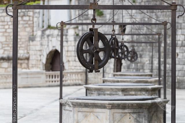 Five Well at Zadar