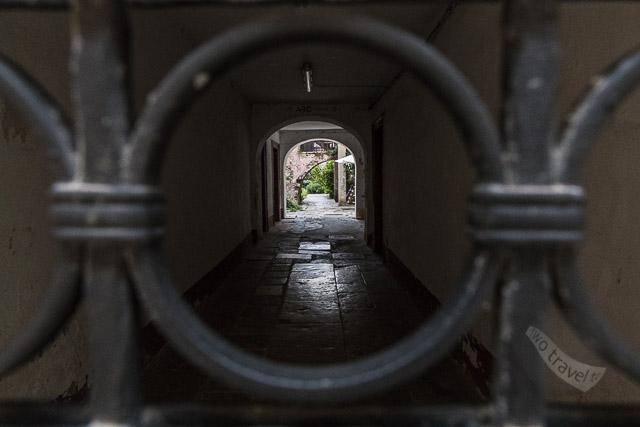Zadar passageway
