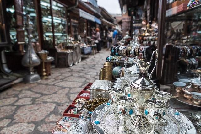 Coppersmith Street, Sarajevo