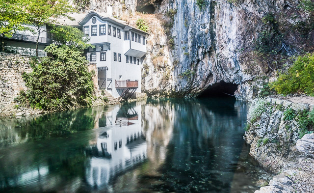 Dervish House at Blagaj