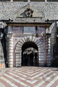 Sea Gate at Kotor