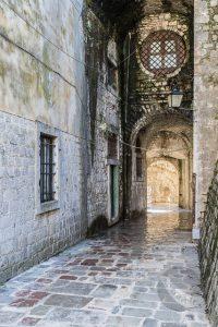 Bastion Gate at Kotor