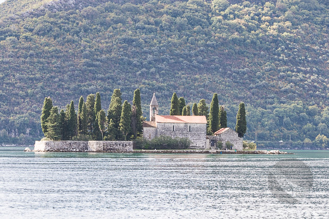 St George Island Church, Perast