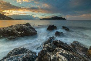 Sunrise at Banje Beach, Dubrovnik