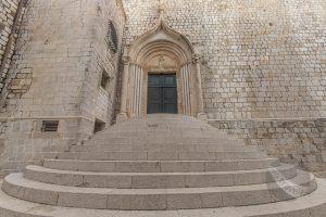 St Dominika Steps, Dubrovnik
